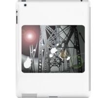Railroad Glare iPad Case/Skin