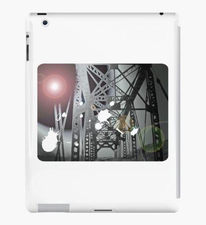 Railroad Glare iPad Case/Skin