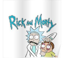 """Rick and Morty """"Look Morty!"""" Poster"""