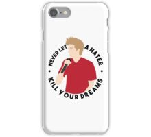 Calibraska Quote #2 iPhone Case/Skin