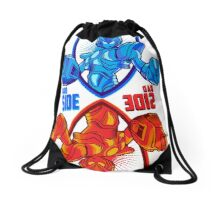 CHOOSE YOUR PATH Drawstring Bag