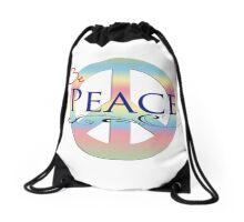 Be Peace.. Drawstring Bag