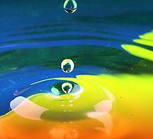 water color by luigi diamanti