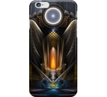 Cyritous, Temple Of The Orb Of Karinos iPhone Case/Skin