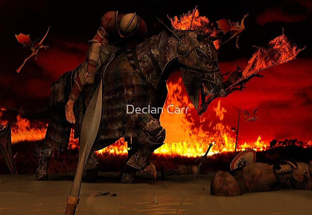 Dragon wars by Declan Carr