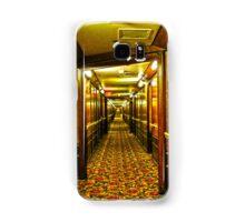 Queen Mary Corridor  Samsung Galaxy Case/Skin