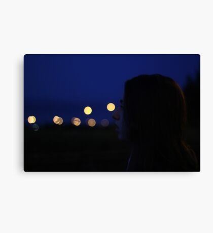 Signs Canvas Print