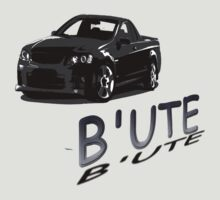 B' UTE (Holden version)T-Shirt by Craig Stronner