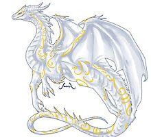 White Dragon by seoxys