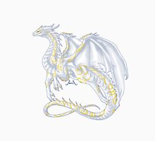 White Dragon Unisex T-Shirt