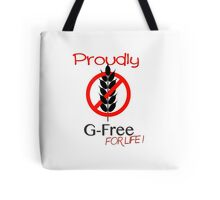 Proudly G-Free Tote Bag