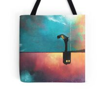 Peace for Lonely Monsters Tote Bag