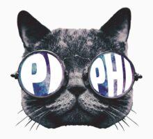Pi Phi Cat Eye Galaxy by katiefarello
