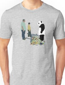 Never Say No To Panda! Unisex T-Shirt