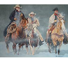 We Three Kings Photographic Print