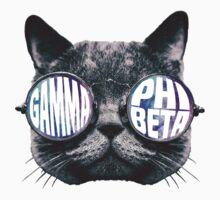 Gamma Phi Beta Cat Eye Galaxy by katiefarello