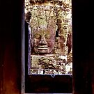 The portal, Angkor by John Spies