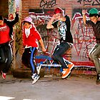 Hip Hop Air Dance by Raoul Isidro