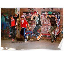 Hip Hop Air Dance Poster