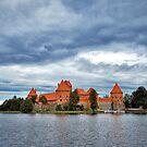 Trakai Island Castle  by Xandru
