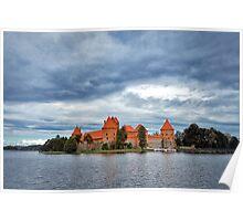 Trakai Island Castle  Poster