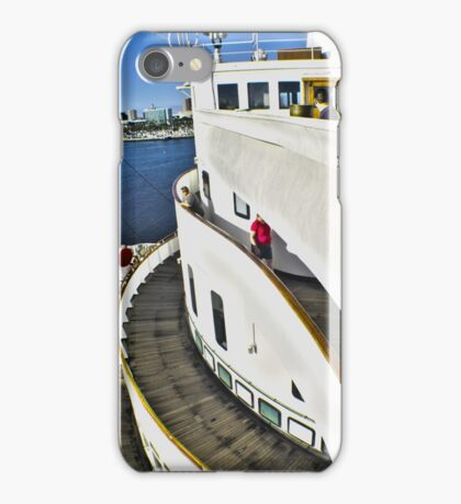 Queen Mary Layers iPhone Case/Skin