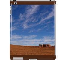 Ruins in the Australian Outback iPad Case/Skin