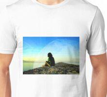 when you reach a new shore Unisex T-Shirt
