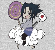 Naruto: Sasuke Chibi Kids Clothes