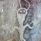 Petroglyph at Dinosaur National Monument by Daniel Owens