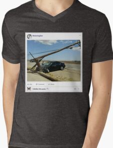 I Dislike This Post Mens V-Neck T-Shirt