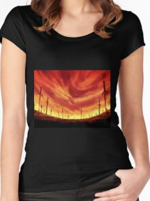Unlimited Blade Works Women's Fitted Scoop T-Shirt