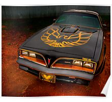 Trans Am 3 Poster