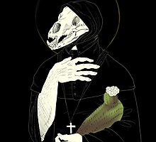 patron saint of bleached bones by Laurel Davis