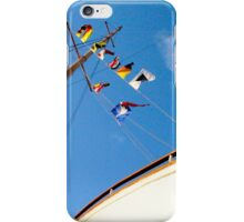 Queen Mary Flags iPhone Case/Skin