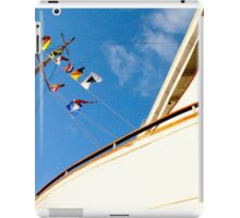 Queen Mary Flags iPad Case/Skin
