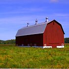 The Red Barn by BigD