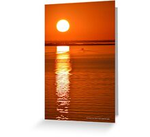 Sunrise In My Eyes - For You | Fire Island, New York  Greeting Card