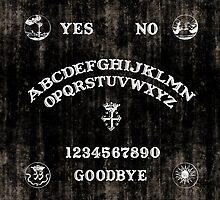 Ouija Board by HoneysDead
