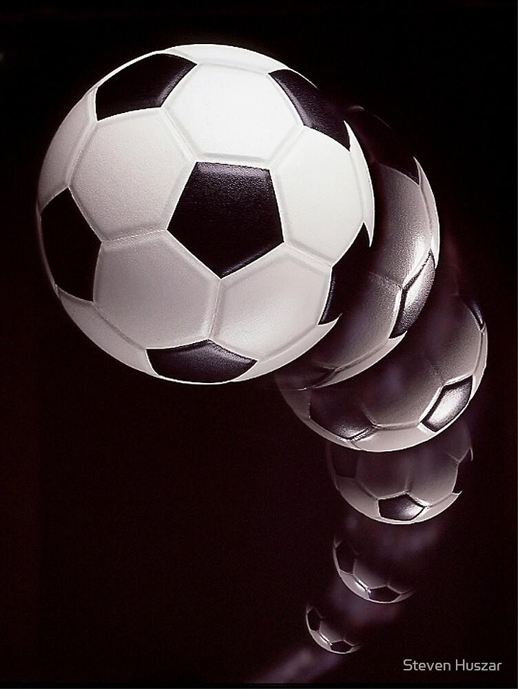 Play Soccer! by Steven Huszar