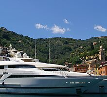 Super Yachts by Tony Walton