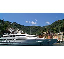 Super Yachts Photographic Print