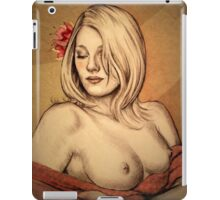Audrey iPad Case/Skin
