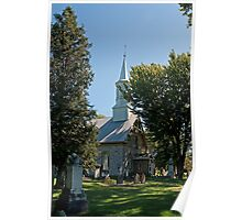 St. Andrew's United Church, Williamstown. 1818. Poster