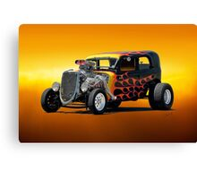 1934 Ford Victoria 'Radical Ride' Canvas Print