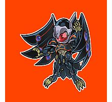 Blackwing - Armor Master Icon - Yugioh! Photographic Print