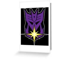 Army of Starscream Greeting Card