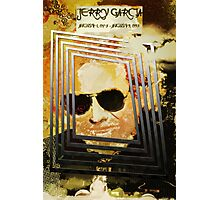 Jerry Garcia - The Bus Came By Photographic Print