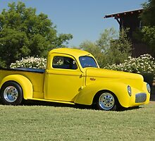1941 Willys Custom Pickup I by DaveKoontz