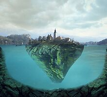 Floating Island by iPhotoshop